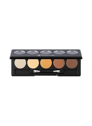 Flormar Color Palette Eyeshadow Altın Göz Farı Paleti Renkli